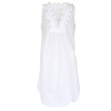 All cotton cool nightgown. Perfect for summer nights
