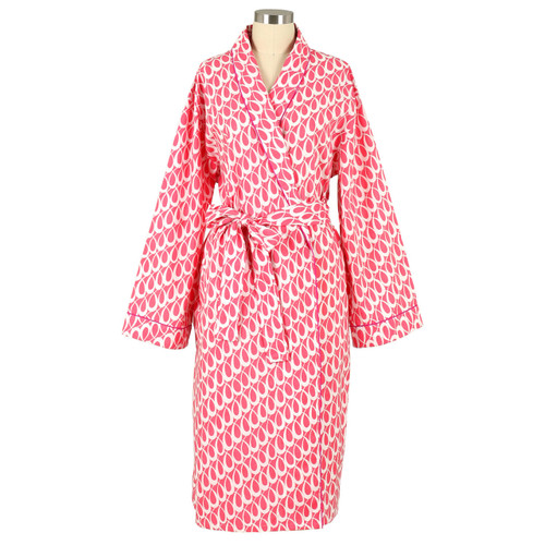 Lucy Coral robe