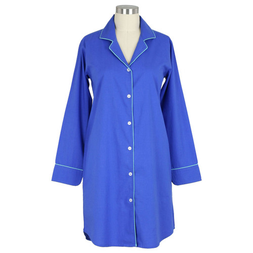 Cooper Cobalt nightshirt