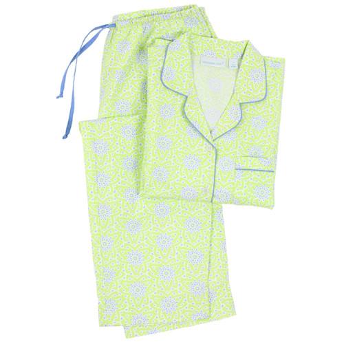 Sleepwear for ladies in 100% cotton