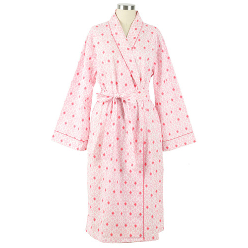 Women's bathrobe 100% cotton