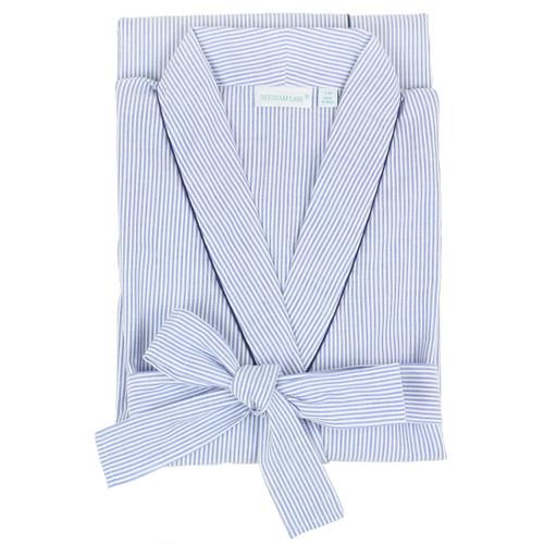 Classic shawl collar robe
