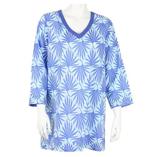 Palma Sky V-Neck Tunic