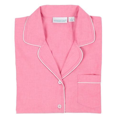 Primrose Short Sleeve Capri Pajamas