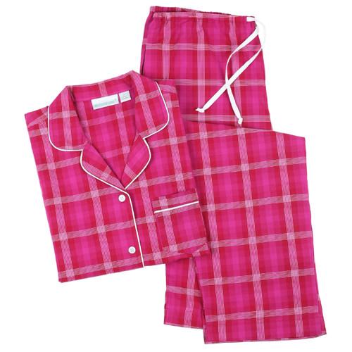 Soft, 100% cotton pajamas for women