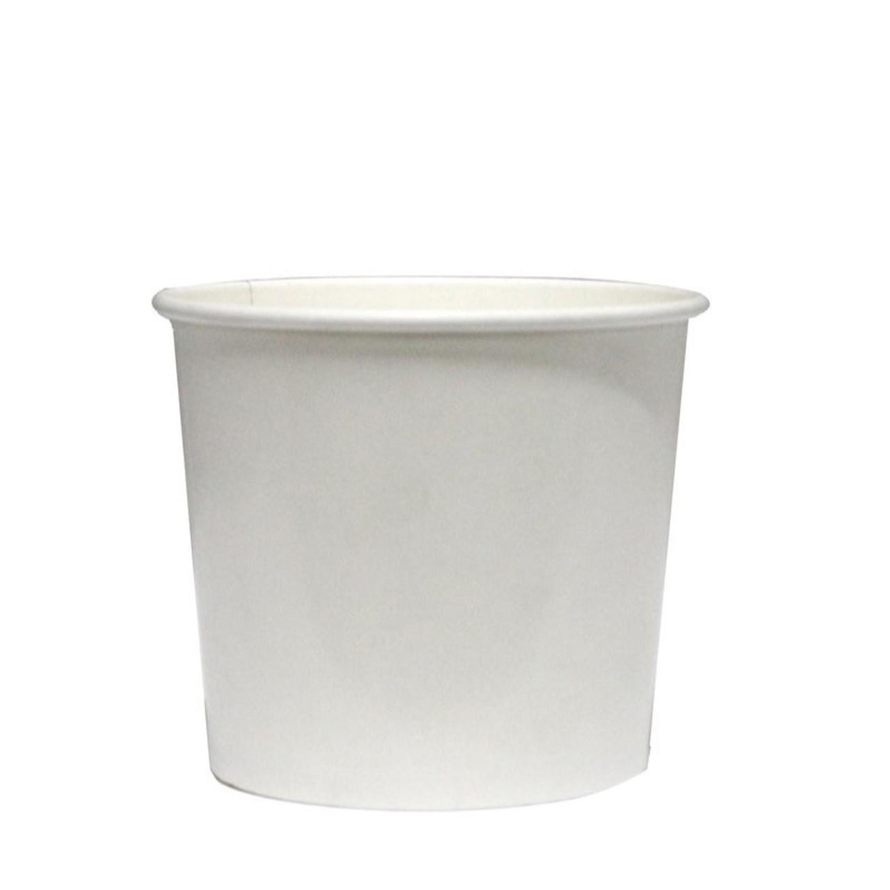 White Paper Food Bowl 1000ml Unicorn Kitchenware