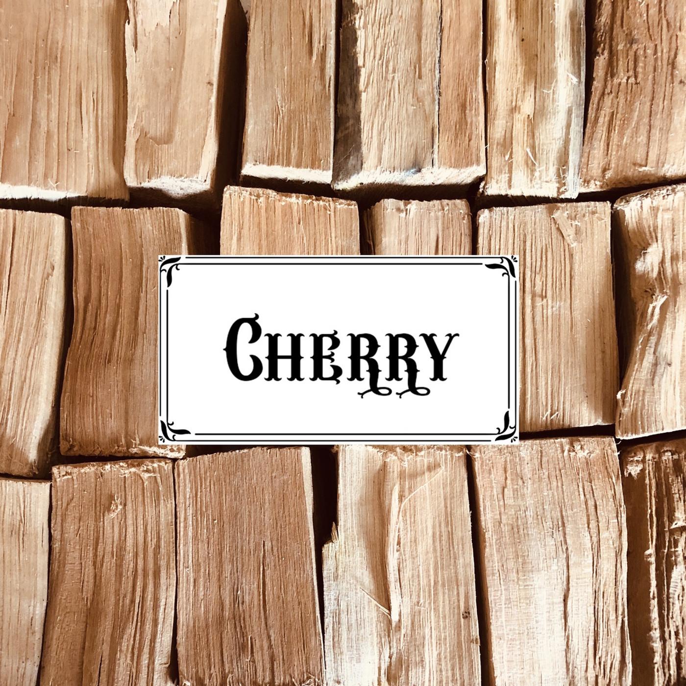 USA Cherry Wood Chunks