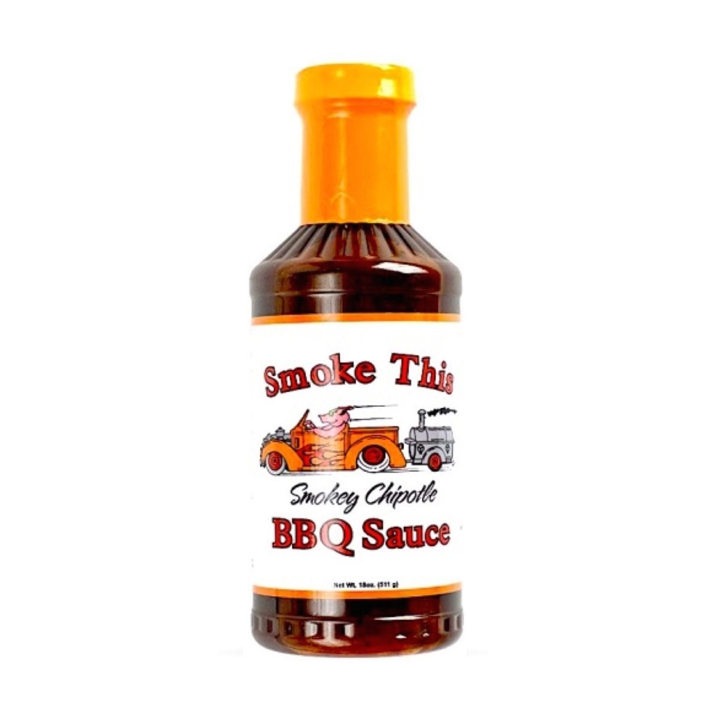 Smoke This BBQ  - Smokey Chipotle Sauce