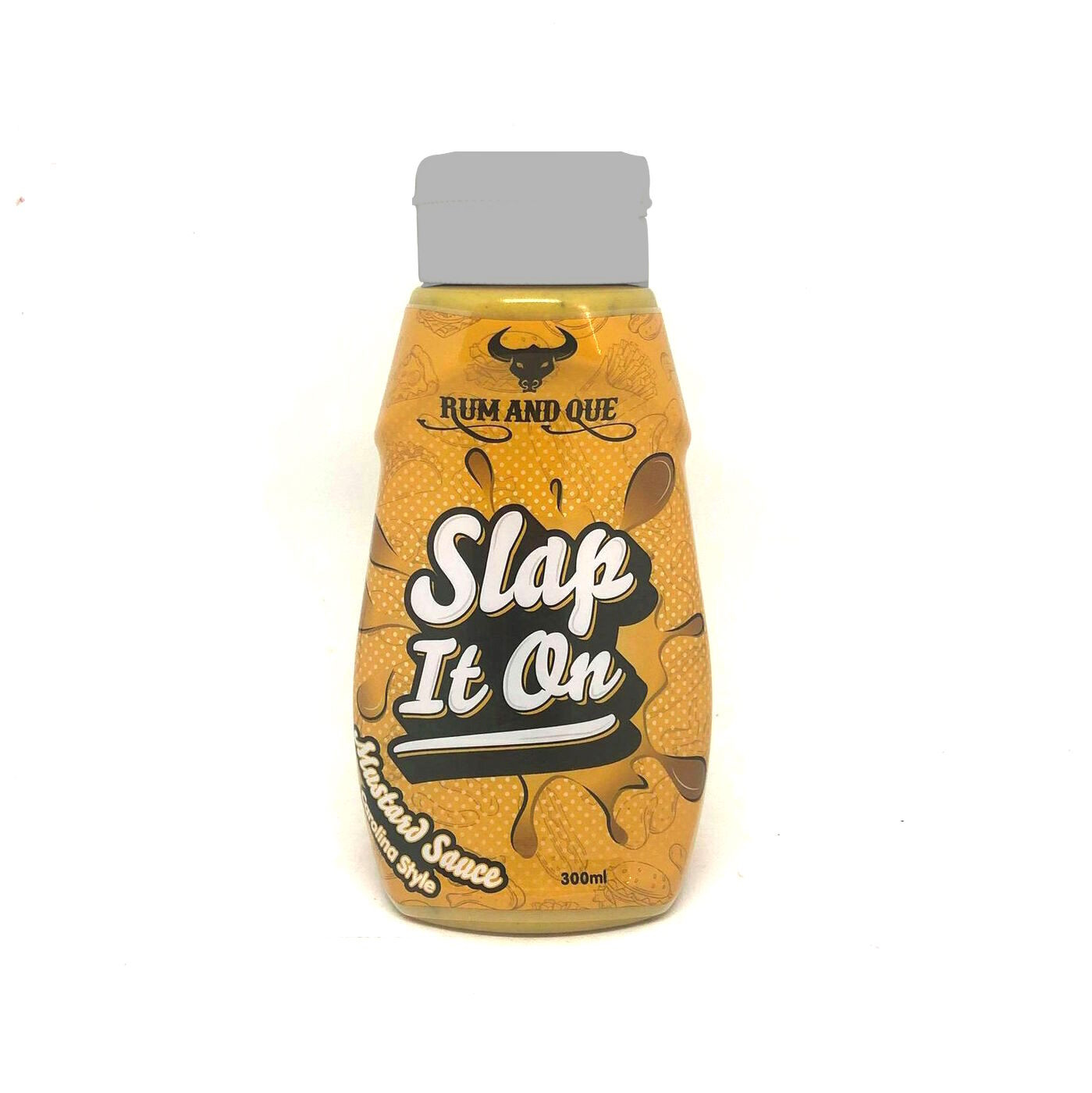 Rum and Que -  Slap it On Mustard Sauce