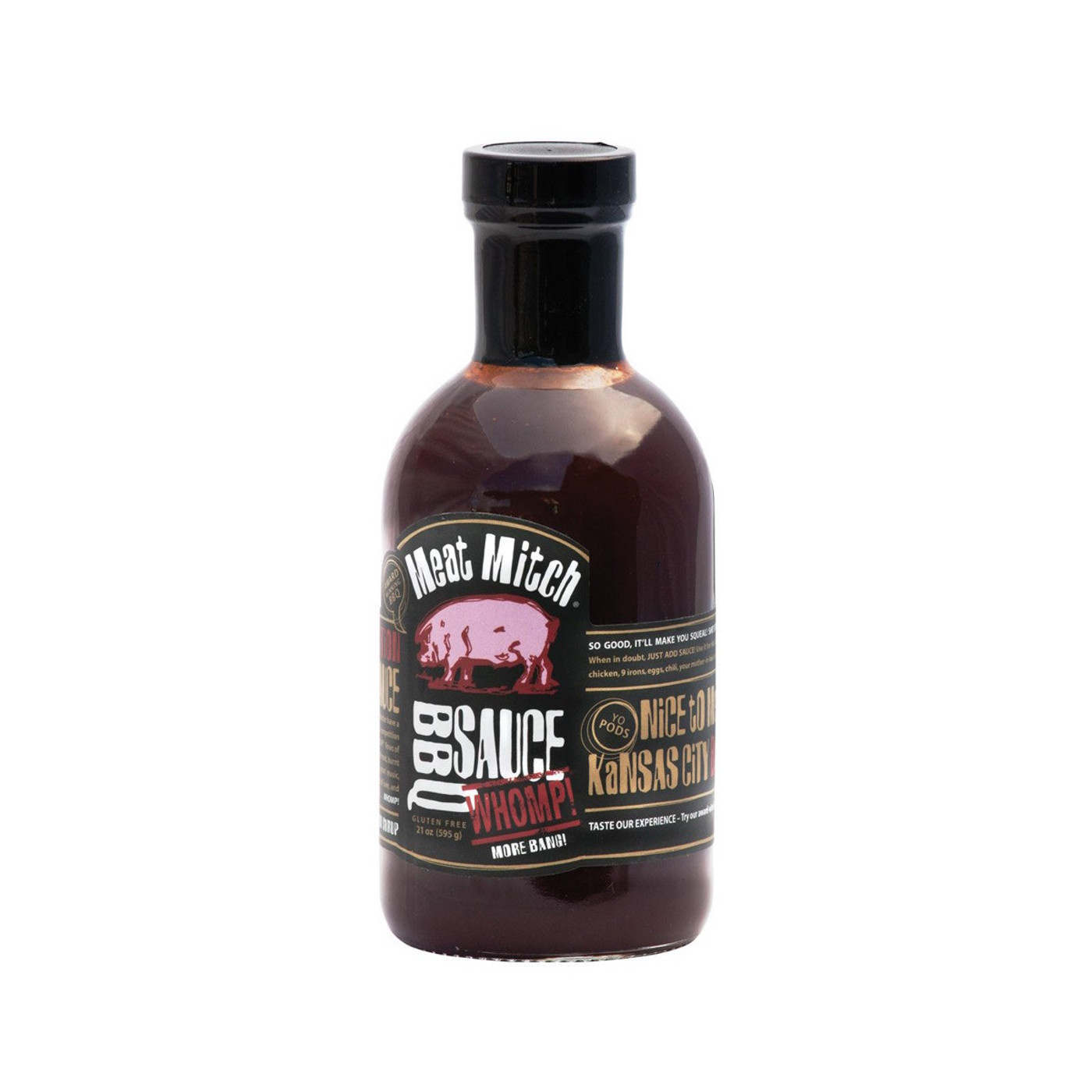 Meat Mitch - Whomp Competition BBQ Sauce