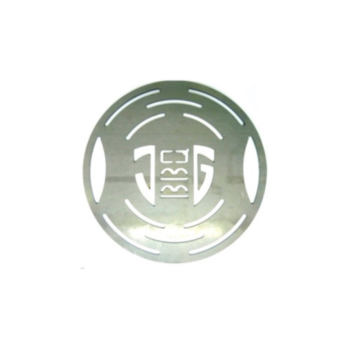 "JG BBQ Deflector Plate for 18"" ProQ and Fornetto"