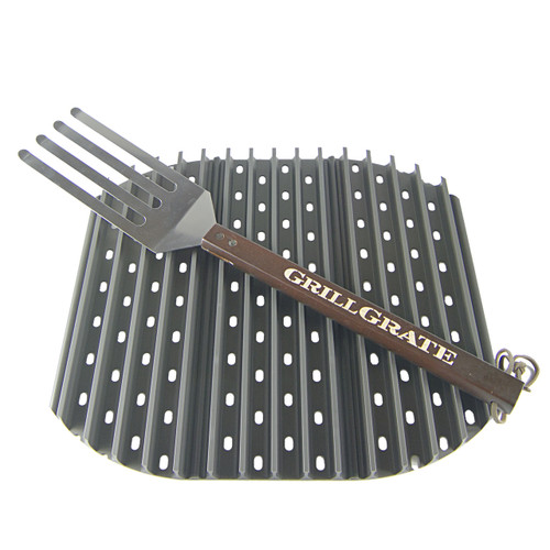 "GrillGrate - 18"" Kettle BBQ or Large BGE"
