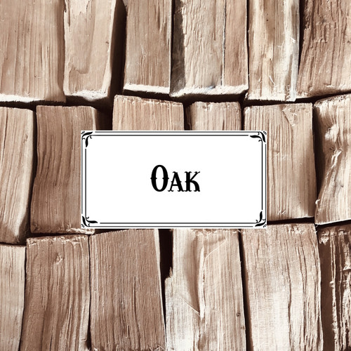 USA Oak Wood Chunks