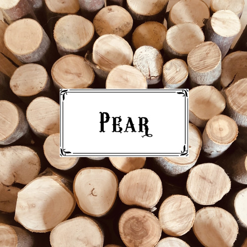 Australian Pear Wood Chunks