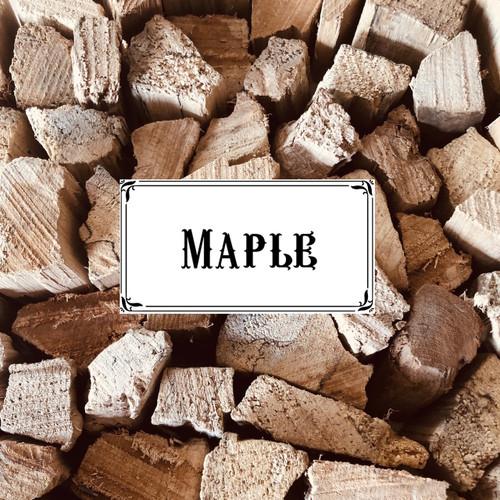 USA Maple Wood Chunks