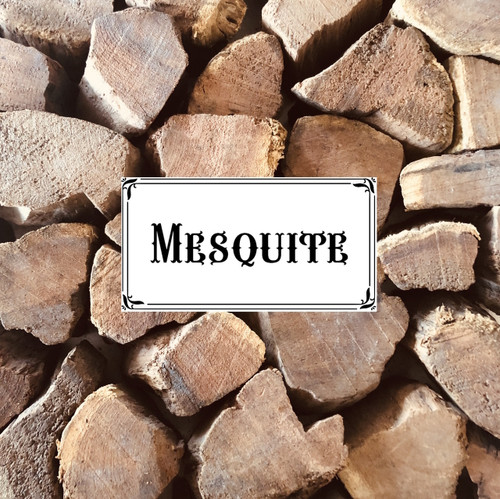 USA Mesquite Wood Chunks