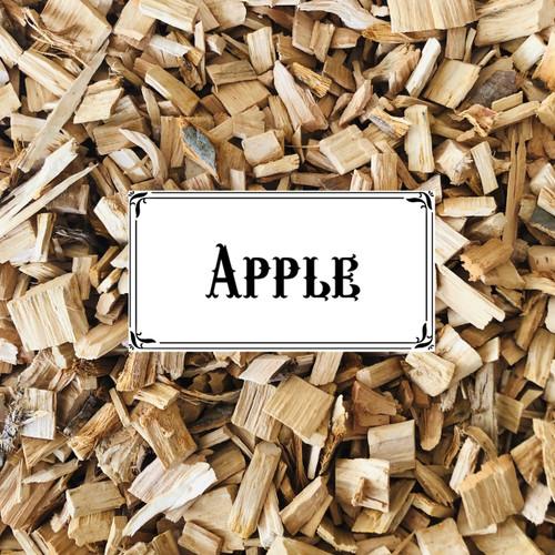 Australian Apple Wood Chips