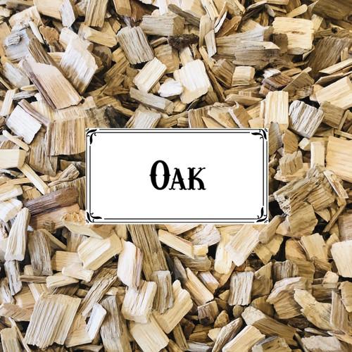 USA Oak Wood Chips
