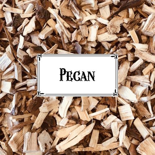 Australian Pecan Wood Chips