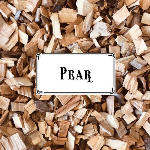 Australian Pear Wood Chips