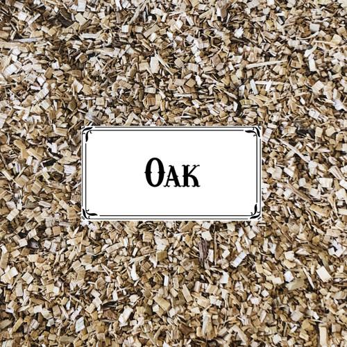 USA Oak Wood Dust