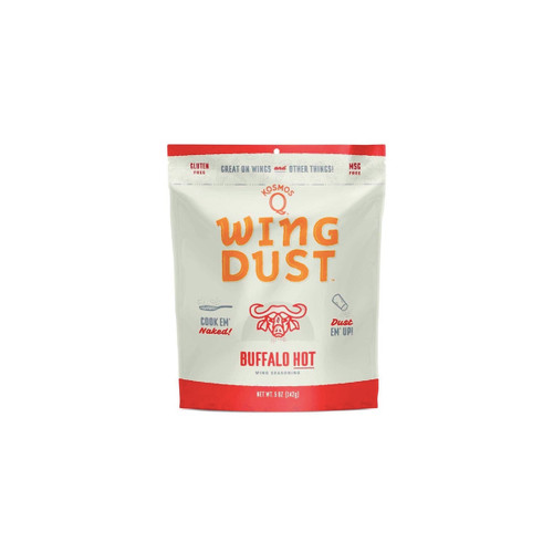 Kosmos Q - Buffalo HOT Wing Dust Seasoning