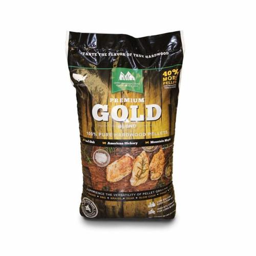 GMG - Premium Gold Pellets