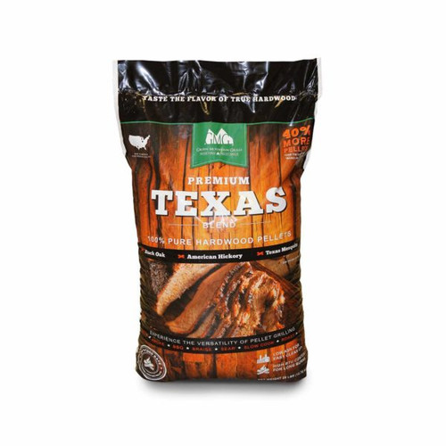 GMG - Premium Texas Blend Pellets