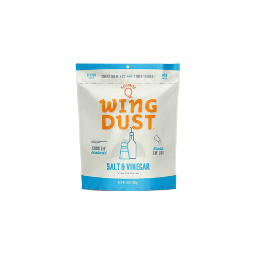Kosmos Q - Salt and Vinegar Wing Dust Seasoning