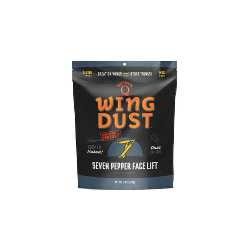 Kosmos Q - Seven Pepper Face Lift Wing Dust Seasoning