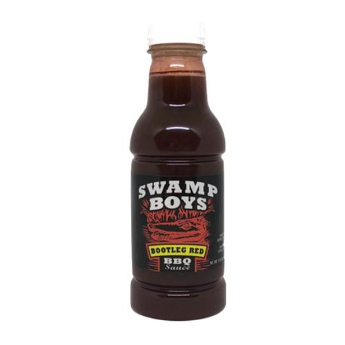 Swamp Boys - Bootleg Red BBQ Sauce