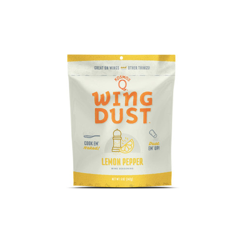 Kosmos Q - Lemon Pepper Wing Dust Seasoning