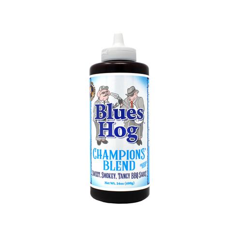 Blues Hog - Champions Blend Squeeze Bottle BBQ Sauce (680gm)