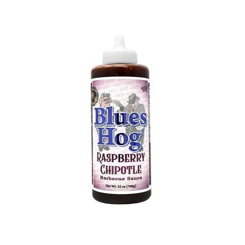 Blues Hog - Raspberry Chipotle Squeeze Bottle BBQ Sauce (680gm)