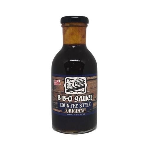 Elk Creek - Country Style Original BBQ Sauce