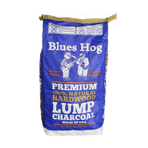 Blues Hog - All Natural Hardwood Lump Charcoal 9kg