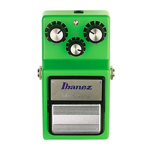 Ibanez TS9 Tube Screamer Reissue Overdrive Guitar Effects Pedal