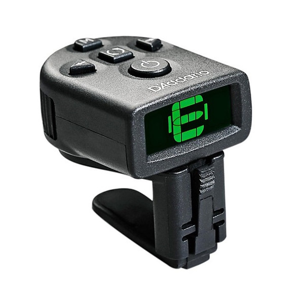 D'Addario Planet Waves NS Micro Headstock Clip-On Tuner