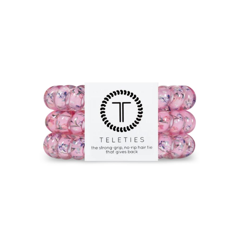 Large Teleties - Pink Bliss