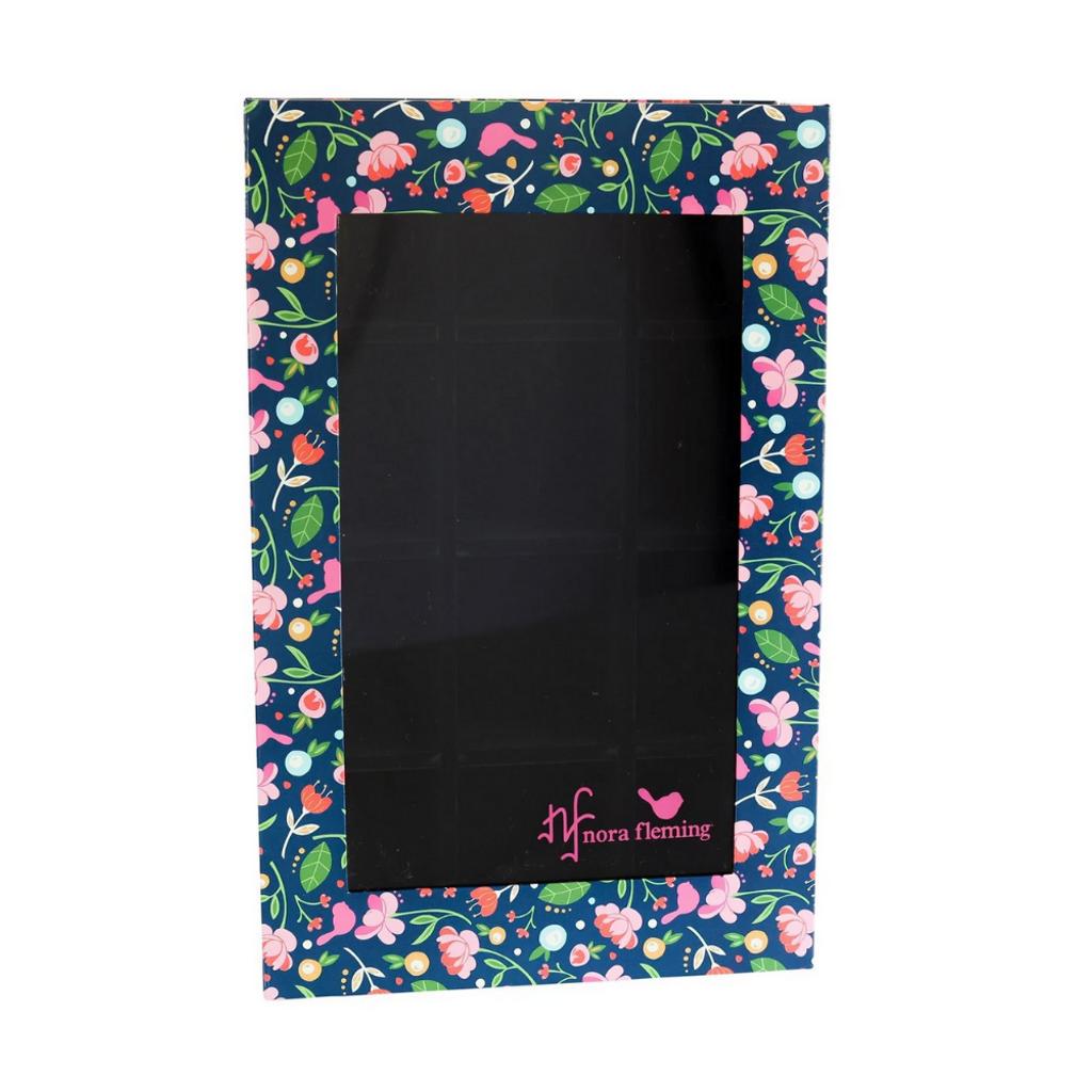 Nora Fleming 12 Piece Floral Keepsake Box