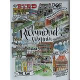 Richmond Classics  8.5x11 Art Print - Version 1