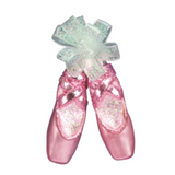 Old World Christmas Pair Of Ballet Slippers Ornament