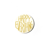 Happy Everything Mini Attachment - Gold Happy Everything