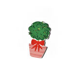 Happy Everything Mini Attachment - Holiday Topiary