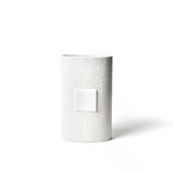 Happy Everything Stone Small Dot Big Oval Vase