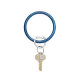 Big O Resin Key Ring - Mind Blowing Blue