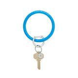 Big O Resin Key Ring - Peacock