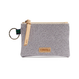 Violet Teeny Pouch
