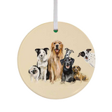 Puppy Pack Ornament