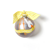 Coton Colors Ornament - Stork We're Expecting